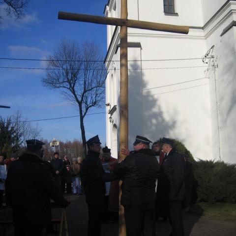Parafialna droga Krzyżowa w 2016 r.