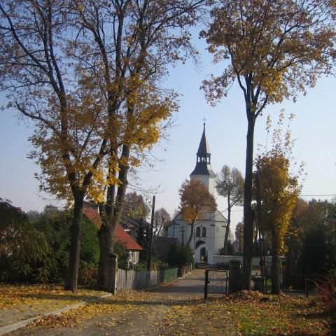 Lato i jesień w Jasionówce w 2013r. i 2015r.