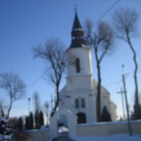 Zima w Jasionówce,2014r.
